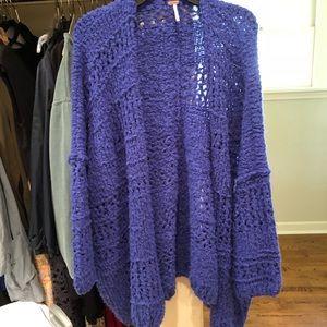 Free People Knit Cardigan